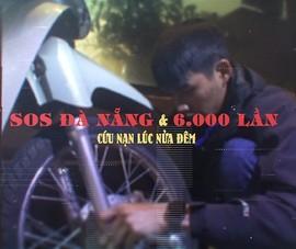 SOS Đà Nẵng và 6000 lần cứu nạn lúc đêm khuya