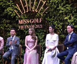 Video: Minh Hằng làm cố vấn cuộc thi Hoa khôi golf Việt Nam