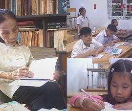 Video: Cô giáo 83 tuổi và những học sinh đặc biệt