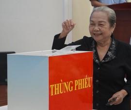 Video: TP.HCM chốt danh sách 38 người ứng cử ĐBQH khóa XV