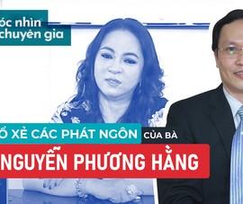 Bà Phương Hằng có thể đối diện các vấn đề pháp lý nào?