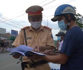 Video: Người dân TP.HCM ra đường cần có những loại giấy tờ gì?