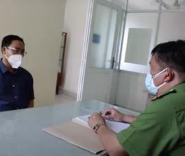 Video: Khởi tố ông Hồ Hữu Nhân, người xưng 'ban chỉ đạo quận 7'