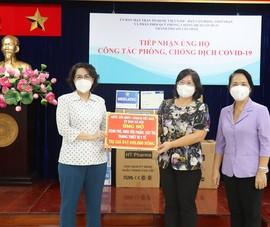 Video: Ủy ban Xã hội của Quốc hội trao tặng TP.HCM nhiều món quà giá trị