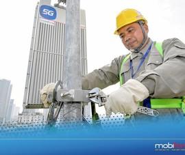 MobiFone tiếp tục lắp trạm thử nghiệm 5G