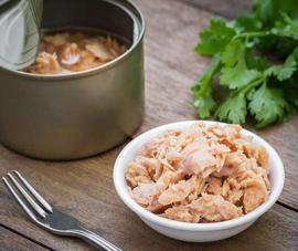Điều gì xảy ra nếu ăn quá nhiều cá ngừ đóng hộp?