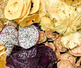 Tác dụng không ngờ của trái cây sấy khô