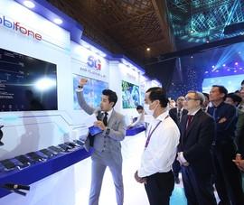 MobiFone giới thiệu dịch vụ 5G thương mại
