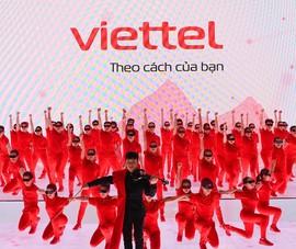 Viettel bất ngờ thay đổi bộ nhận diện thương hiệu mới