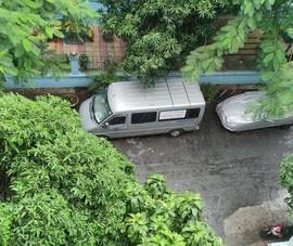 Cảnh báo TP.HCM vài ngày tới có mưa dông, sét