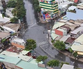 TP.HCM có mưa trên nhiều khu vực