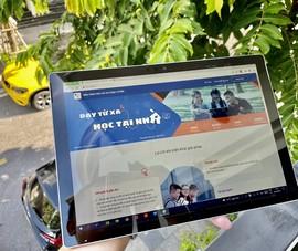 Nhà mạng chung tay hỗ trợ máy tính cho học sinh nghèo