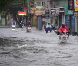 TP.HCM: Một số nơi có khả năng ngập do mưa