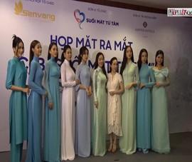 Video: 4 Hoa hậu làm chủ tịch danh dự CLB từ thiện