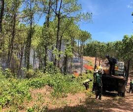 Video: Thừa Thiên - Huế lập sở chỉ huy tiền phương ứng phó vụ cháy rừng