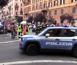 Phát hiện bom trong xe của quan chức Rome gần địa điểm tổ chức Euro 2020