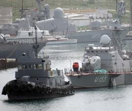Anh hỗ trợ Ukraine sản xuất tàu chiến, xây dựng căn cứ hải quân