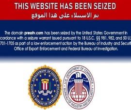 Mỹ 'chiếm quyền kiểm soát' hàng loạt trang truyền thông nhà nước Iran