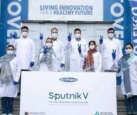 Video: Iran sản xuất vaccine Sputnik V của Nga