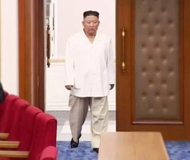 Người dân Triều Tiên đau lòng trước dáng vẻ 'tiều tụy' của ông Kim Jong-un