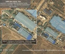 Chùm ảnh thiệt hại của cơ sở hạt nhân Iran sau khi bị không kích