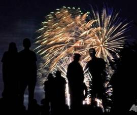 Người dân Mỹ vui mừng đón chào Quốc khánh sau thời gian khổ sở vì đại dịch