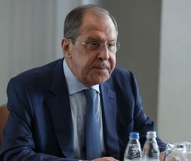Ông Lavrov: Mỹ sẽ thất bại nếu cứ sử dụng 'vị thế và sức mạnh' để tiếp cận Nga