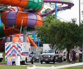 Rò rỉ hóa chất tại công viên ở Mỹ, hàng chục người nhập viện