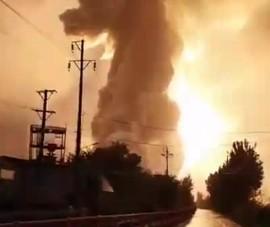 Video: Nổ lớn tại nhà máy điện phân nhôm ở tỉnh Hà Nam, Trung Quốc