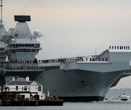 Bộ trưởng Quốc phòng Anh: Sẽ đưa tàu chiến thường trực đến Biển Đông