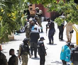Trưởng bộ phận an ninh tổng thống Haiti bị bắt nghi dính líu vụ giết ông Moise