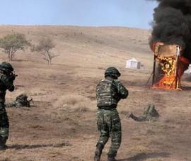 Trung Quốc tập trận chống khủng bố với Tajikistan trước lo ngại từ Afghanistan