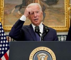 Ông Biden nói hy vọng Taliban không quá đáng tới mức Mỹ phải trừng phạt