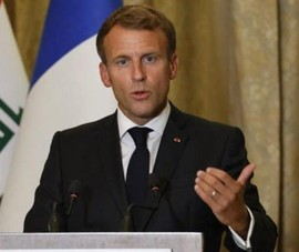 Tổng thống Macron: Quân Pháp sẽ ở lại Iraq ngay cả khi Mỹ rút lui