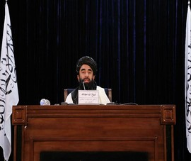 Taliban công bố danh sách các bộ trưởng chủ chốt trong chính phủ Afghanistan mới