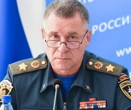 Bộ trưởng Nga thiệt mạng khi cứu người rơi xuống nước trong cuộc tập trận