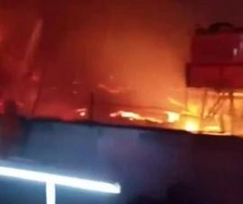 Cháy nhà tù ở Indonesia, 41 phạm nhân chết thảm