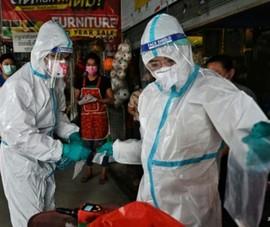 Thái Lan nghiên cứu thiết bị phát hiện người mắc COVID-19 qua mồ hôi ở nách