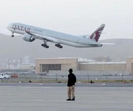 Chuyến bay thương mại đầu tiên khởi hành từ Kabul kể từ khi Mỹ rút quân