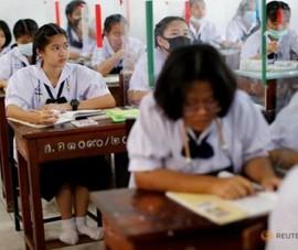 Thái Lan mở cửa lại trường học với biện pháp phòng chống dịch nghiêm ngặt