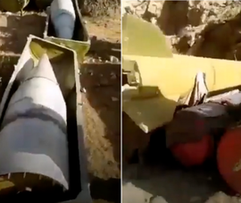 Video: Taliban tìm thấy nhiều quả tên lửa cũ của Liên Xô ở thung lũng Panjshir