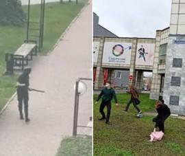 Xả súng ở trường ĐH Nga: Tay súng đăng tải kế hoạch chi tiết trên mạng xã hội