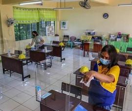 Philippines lên kế hoạch mở cửa trường học ở khu vực ít nguy cơ lây nhiễm