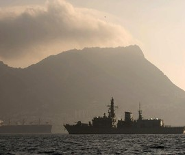 Tổng tham mưu trưởng quân đội Anh nói về kế hoạch đưa tàu chiến đến AĐD-TBD
