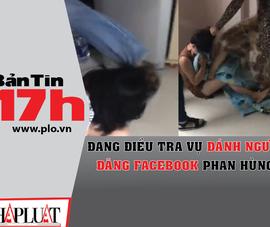 Đang điều tra vụ đánh người đăng Facebook Phan Hùng