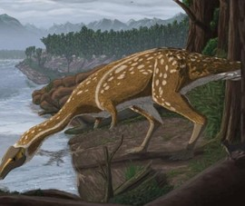Phát hiện hóa thạch khủng long bạo chúa cổ dài cực hiếm