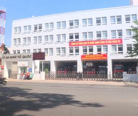 Phong toả tạm thời Trụ sở Phòng Cảnh sát PCCC TP.HCM do có ca nghi nhiễm