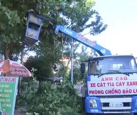 Video: Bão số 5 phức tạp, Đà Nẵng dự kiến sơ tán gần 60.000 dân
