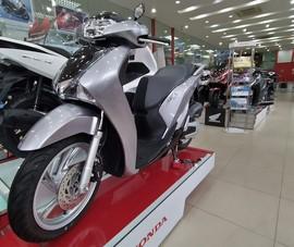 Giữa mùa COVID-19, Honda SH vẫn tăng giá dù vắng khách mua xe