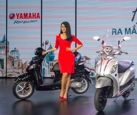 Ngạc nhiên với mẫu xe tay ga Yamaha tiết kiệm xăng nhất VN